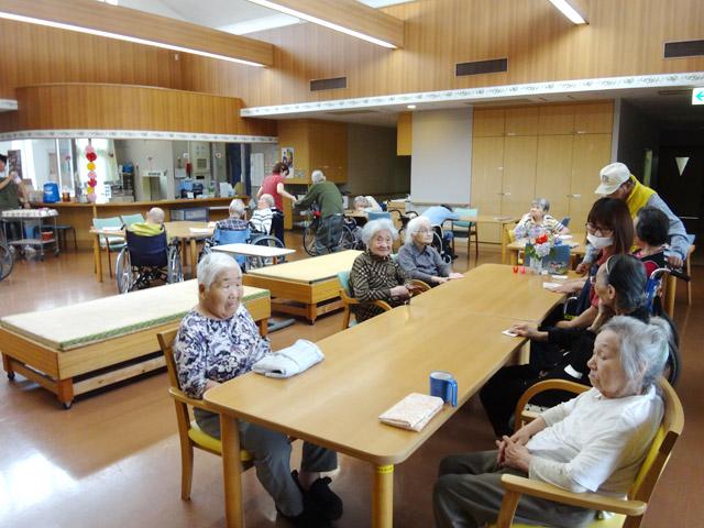 3階 食堂・機能訓練室
