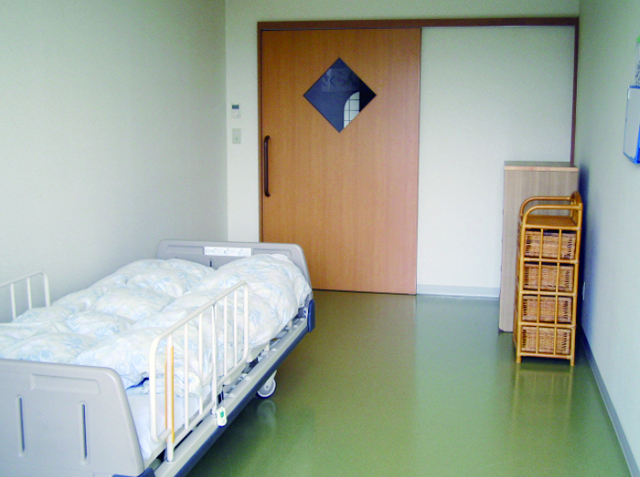 個室(一例)